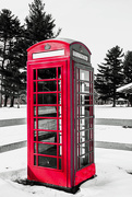 13th Feb 2020 - Red Telephone Booth