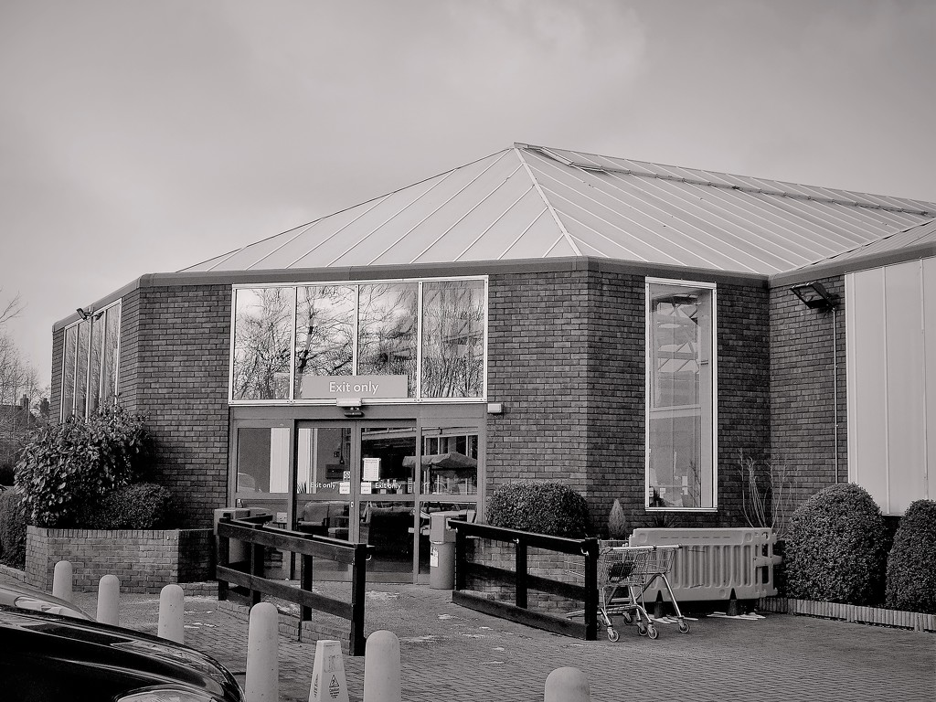 The garden centre  by beryl