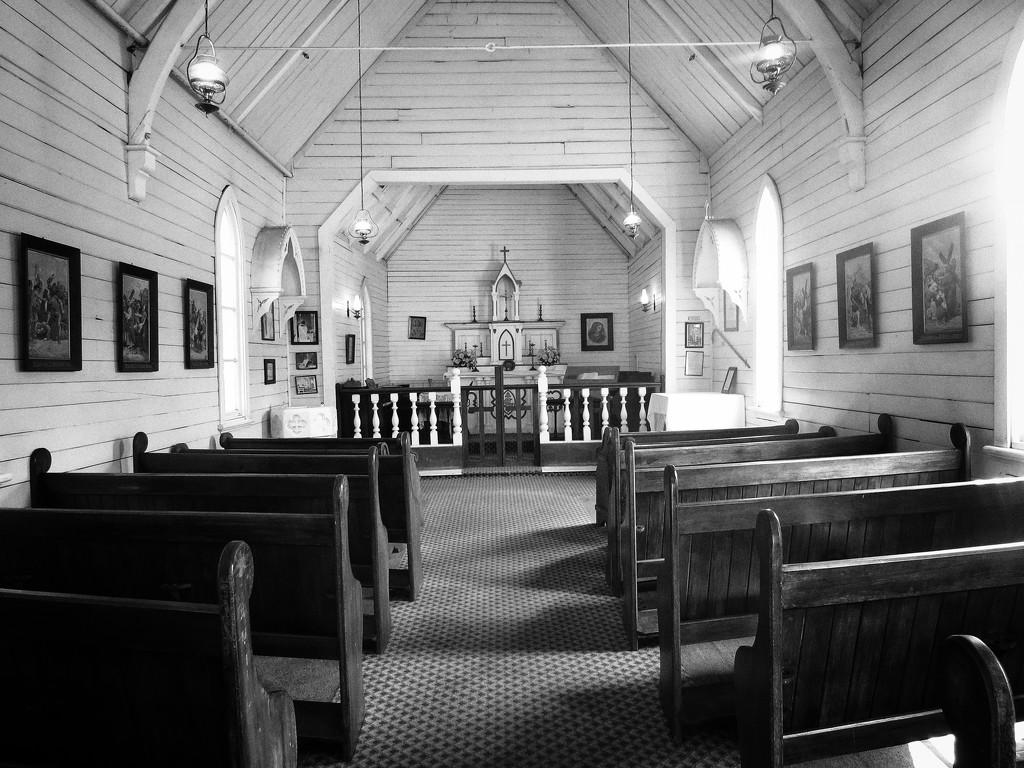 Little chapel at Shantytown  by kali66
