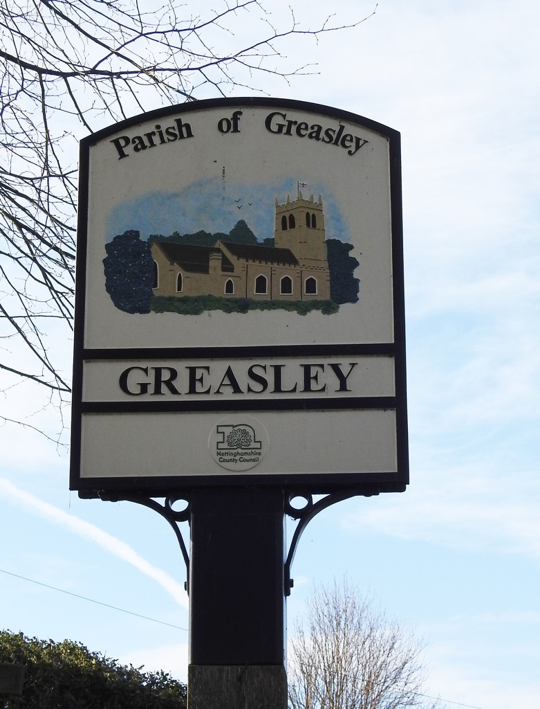 Greasley Nottinghamshire by oldjosh