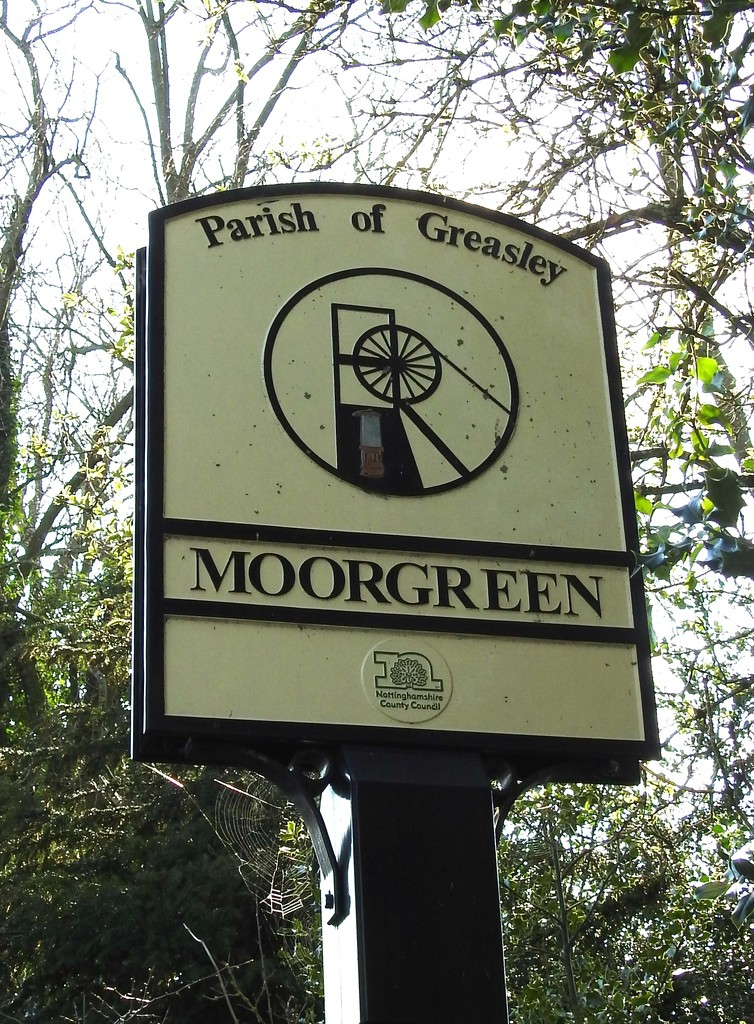 Moorgreen Nottinghamshire by oldjosh