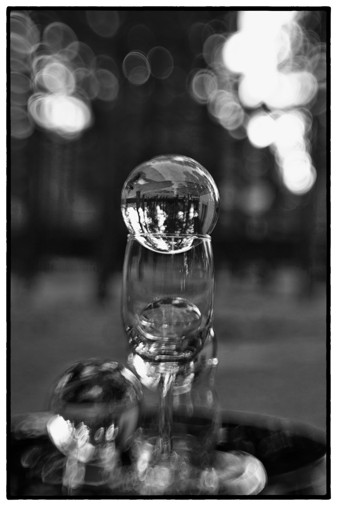 FOR No. 16 -still life in glass by joysabin