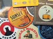 16th Feb 2020 - Beer mats