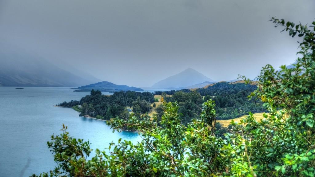 Wakatipu.through.the.rain. by maggiemae