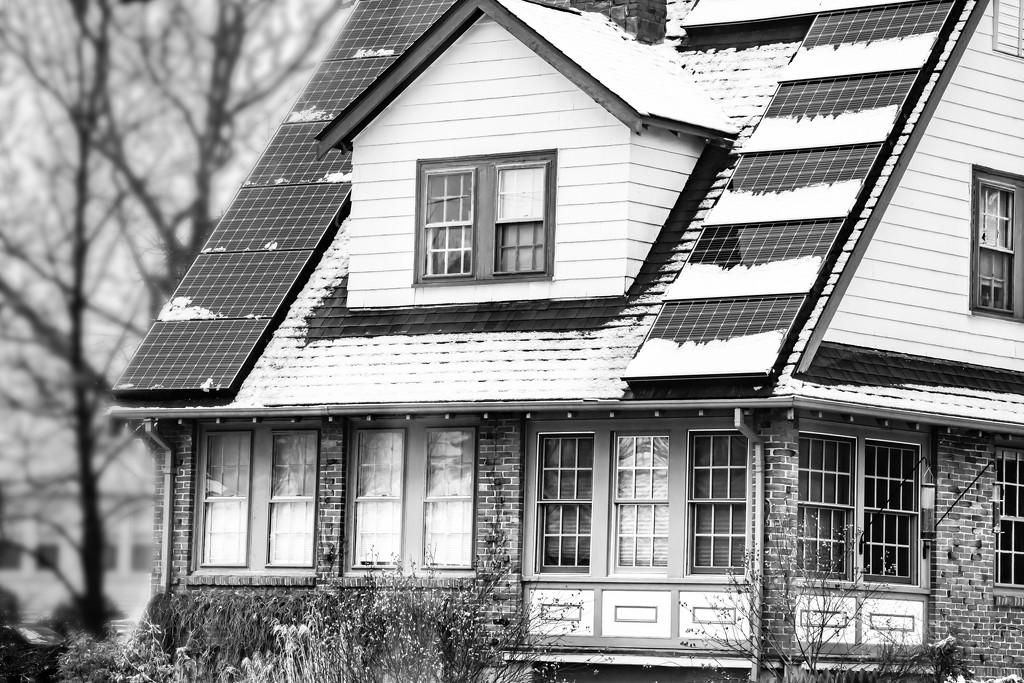 solar panels by jernst1779