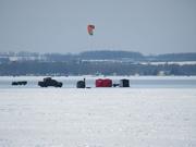 16th Feb 2020 - Activity on the lake