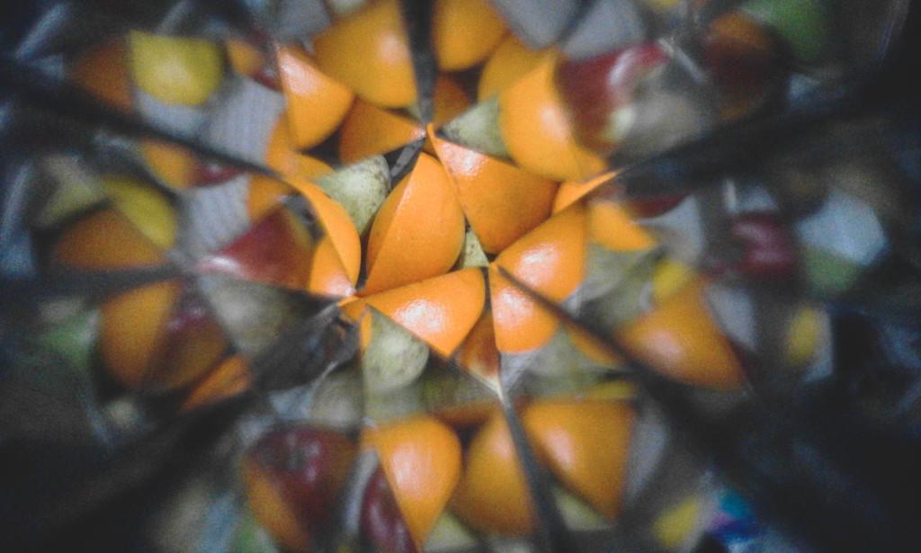 Fruit salad by overalvandaan