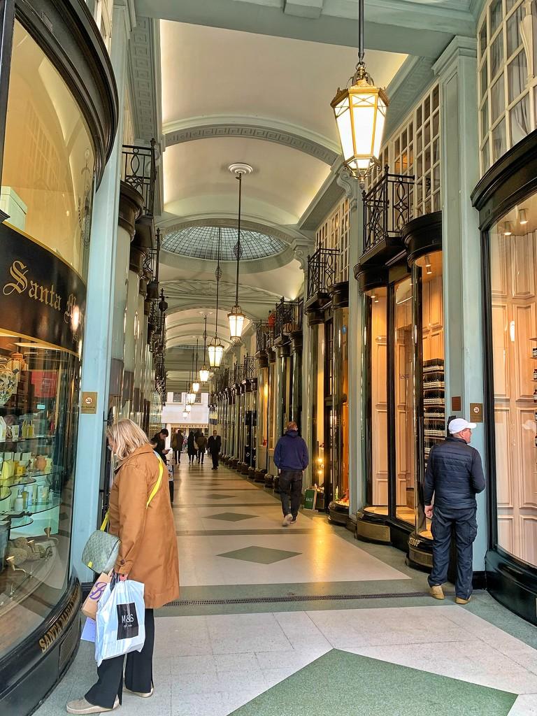Burlington arcade ? by cocobella