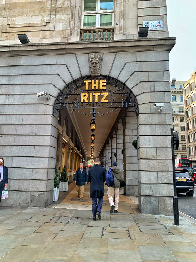 The ritz.  by cocobella
