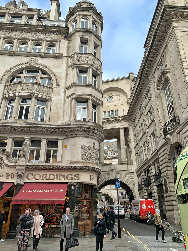 On Piccadilly street.  by cocobella