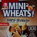 mini-wheats are fun!