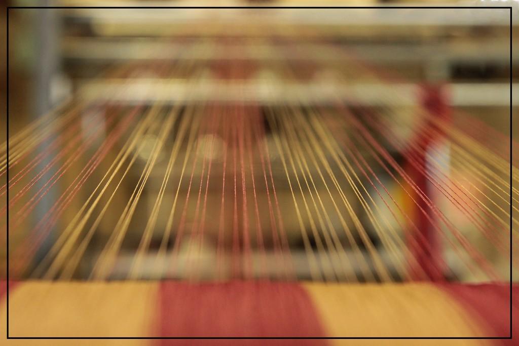 Ribbon Threads by olivetreeann