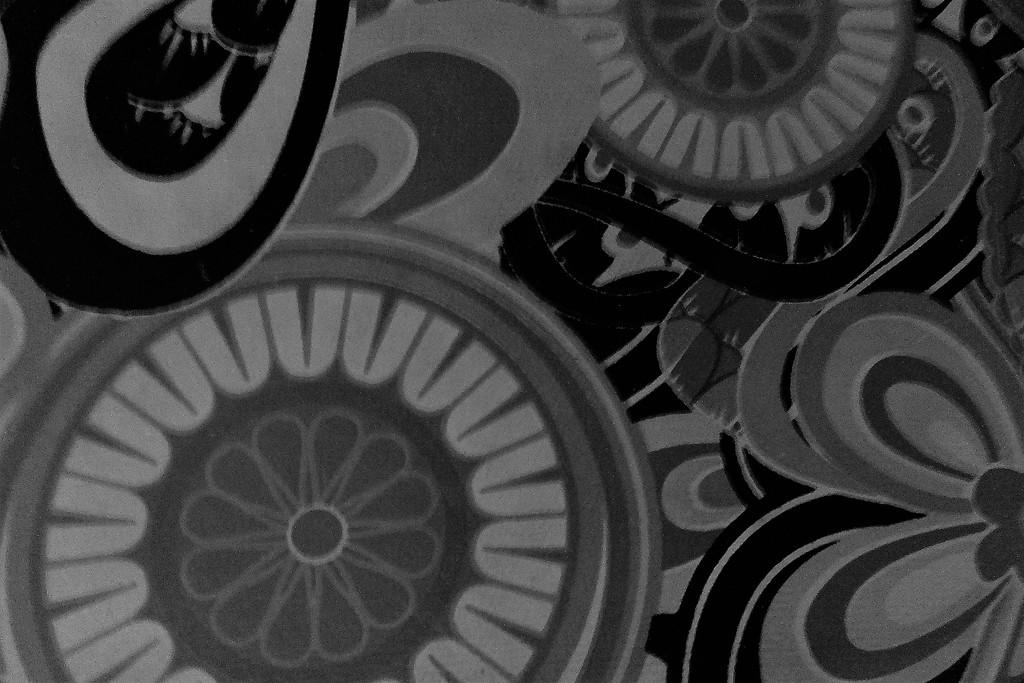 Monochromey by linnypinny