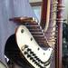 Harp, detail