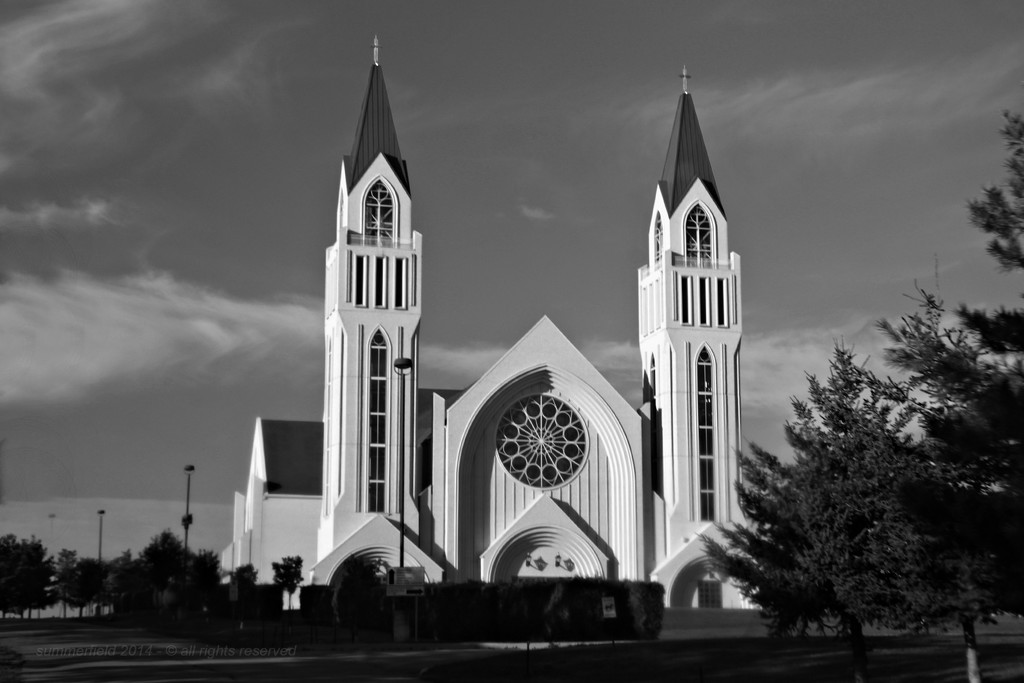 queen of peace church by summerfield