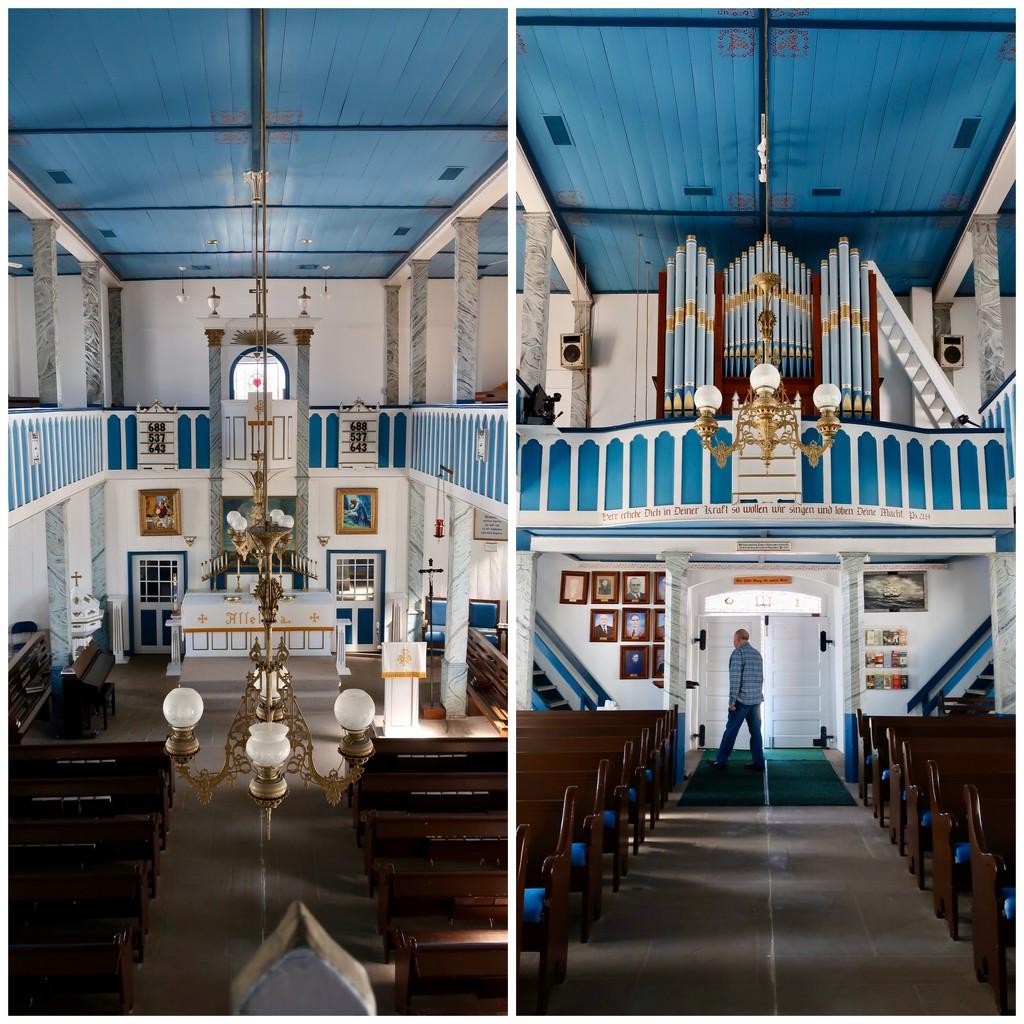 St Paul Lutheran Church Serbin, Texas by louannwarren