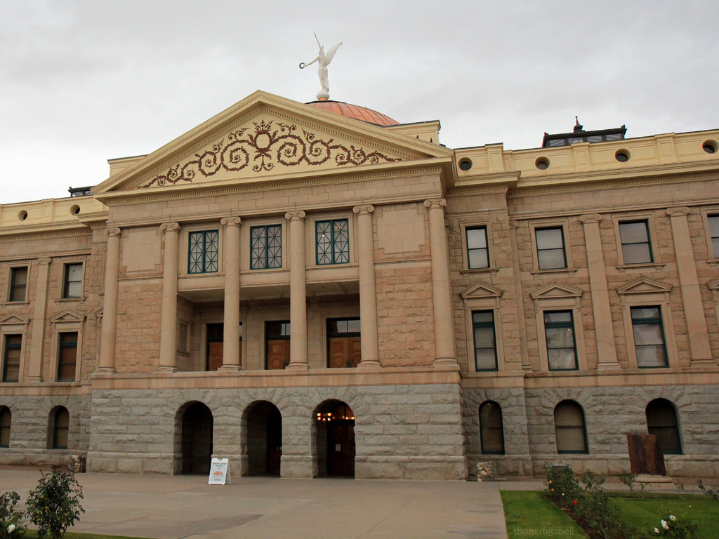 Arizona Capitol Museum [Filler]  by rhoing
