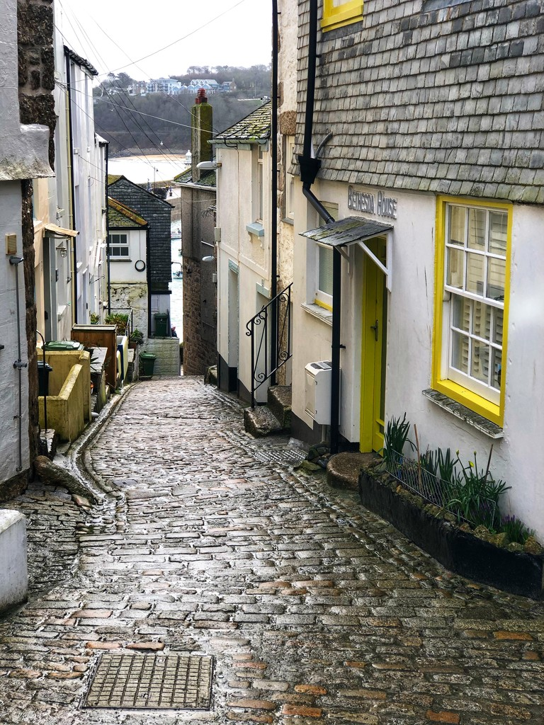 St. Ives in the Rain by cookingkaren