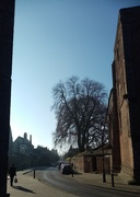 17th Feb 2020 - Outside Ely Cathedral