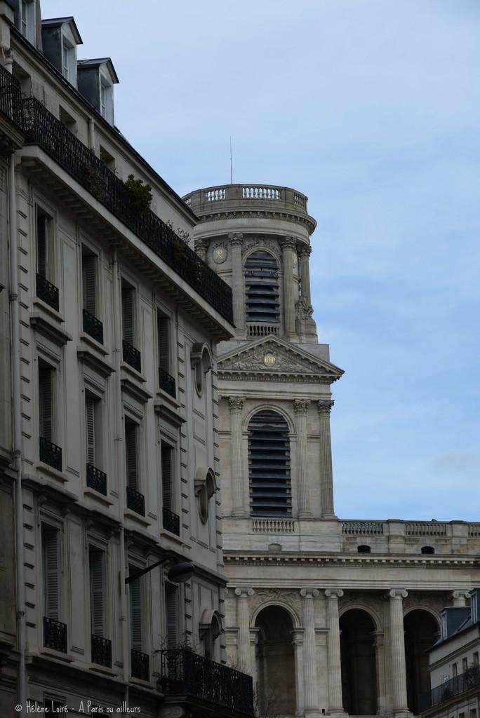 Saint Sulpice by parisouailleurs