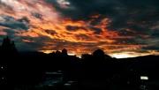 17th Feb 2020 - Broody sunset