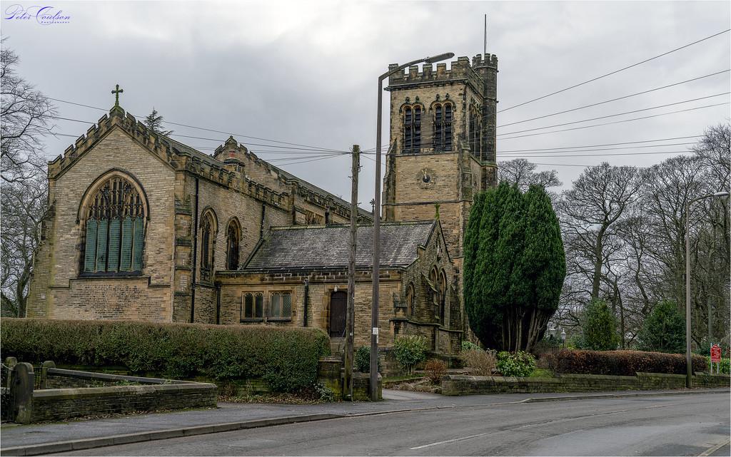 St. Matthews Church by pcoulson