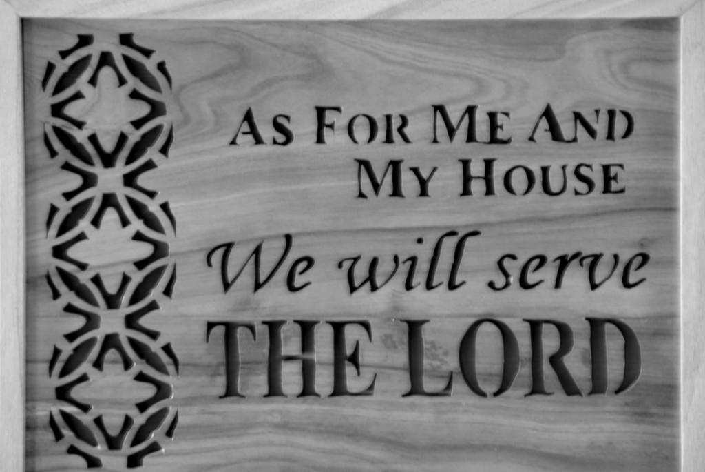 Joshua 24:15 by bjywamer