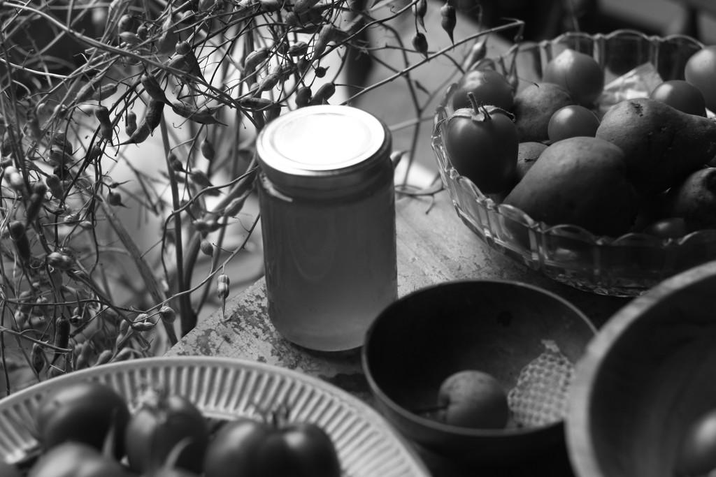 a taste of honey by kali66