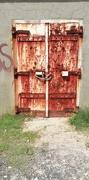 9th Feb 2020 - Rusty door