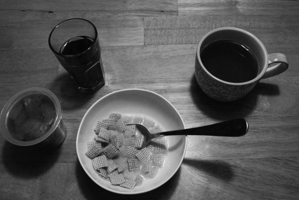 Breakfast by mittens