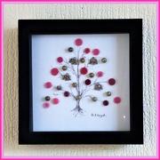 18th Feb 2020 - Button tree