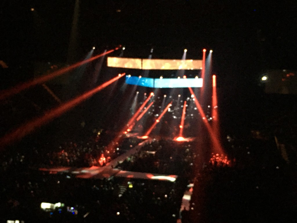 TobyMac at The Forum by msfyste