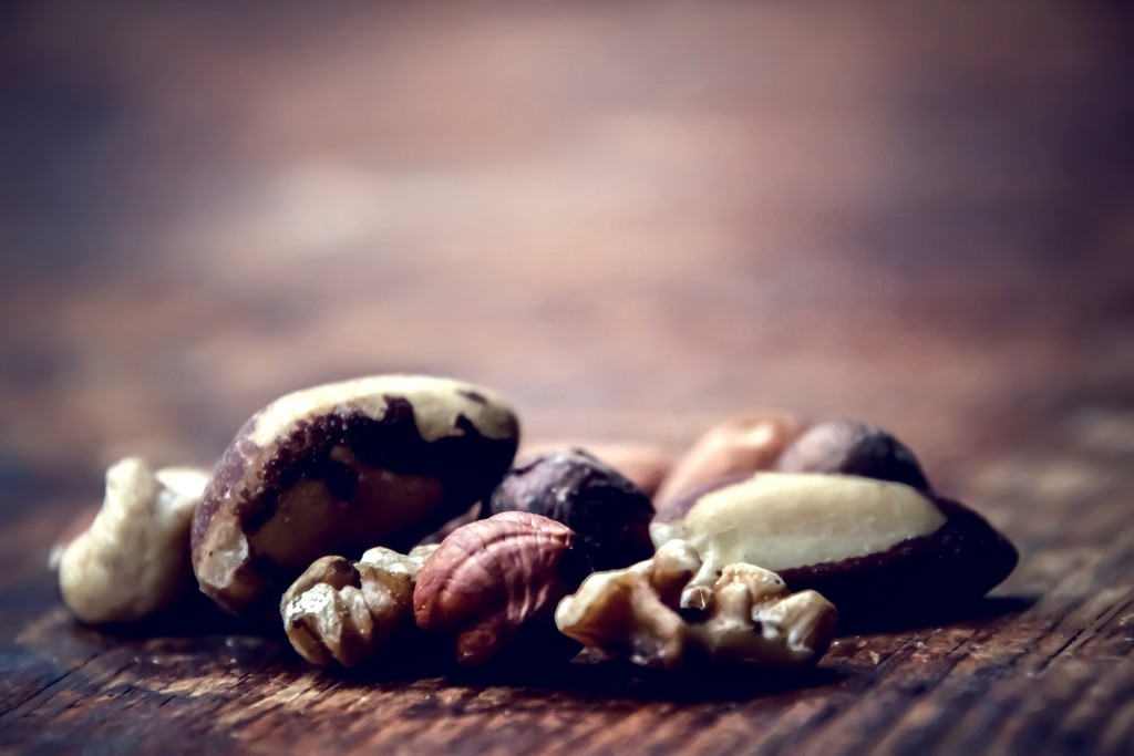 Mixed Nuts  by mzzhope