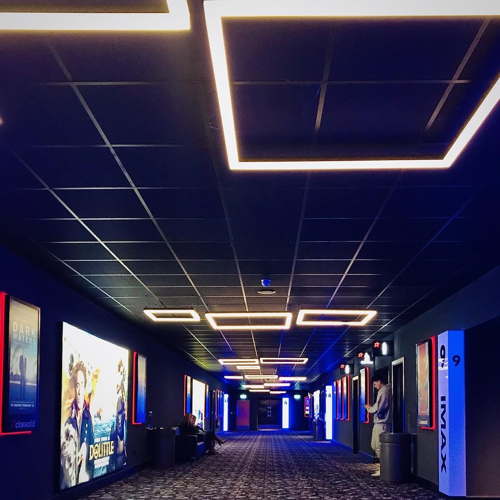 Cinema night by photopedlar
