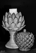 19th Feb 2020 - Globe Artichoke Ceramics