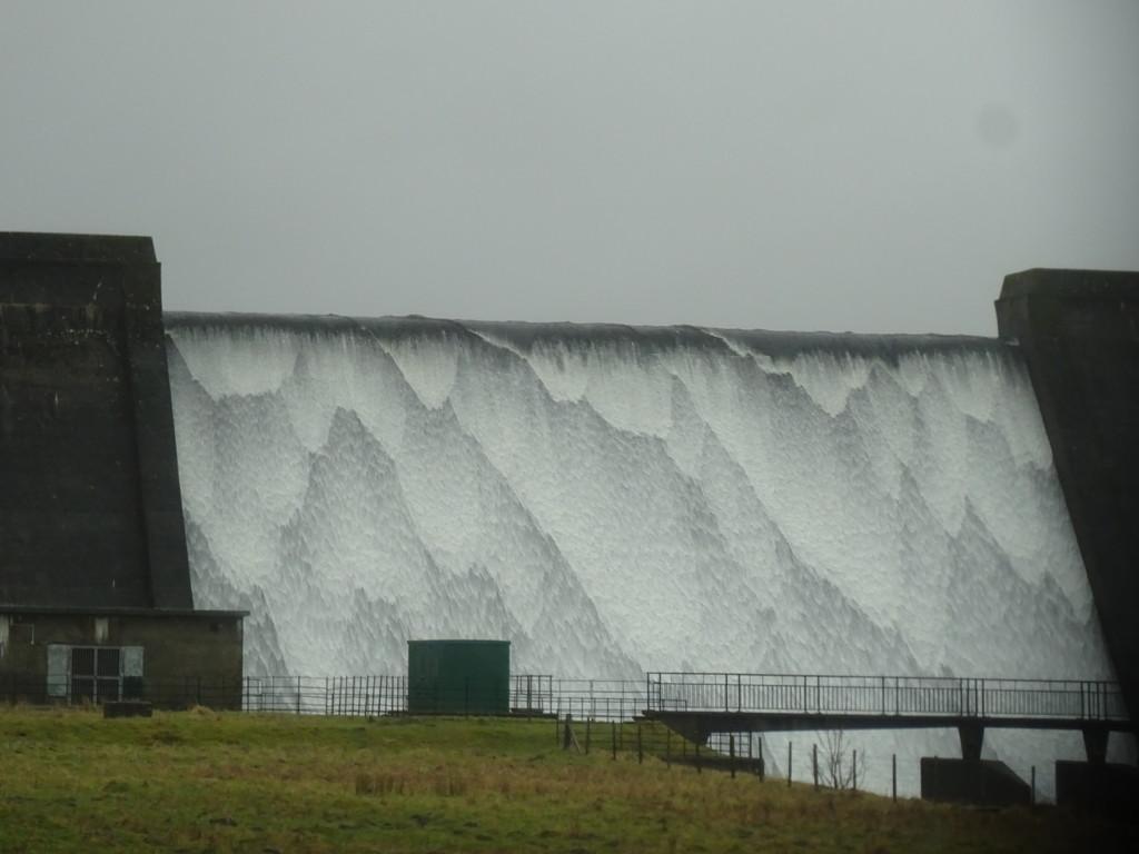 Wetsleddale dam outfall by anniesue