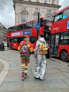 21st Feb 2020 - London fashion week.