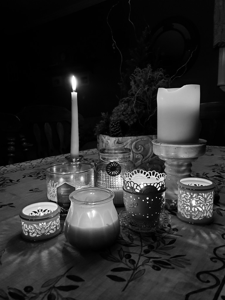 Candlelight  by jb030958
