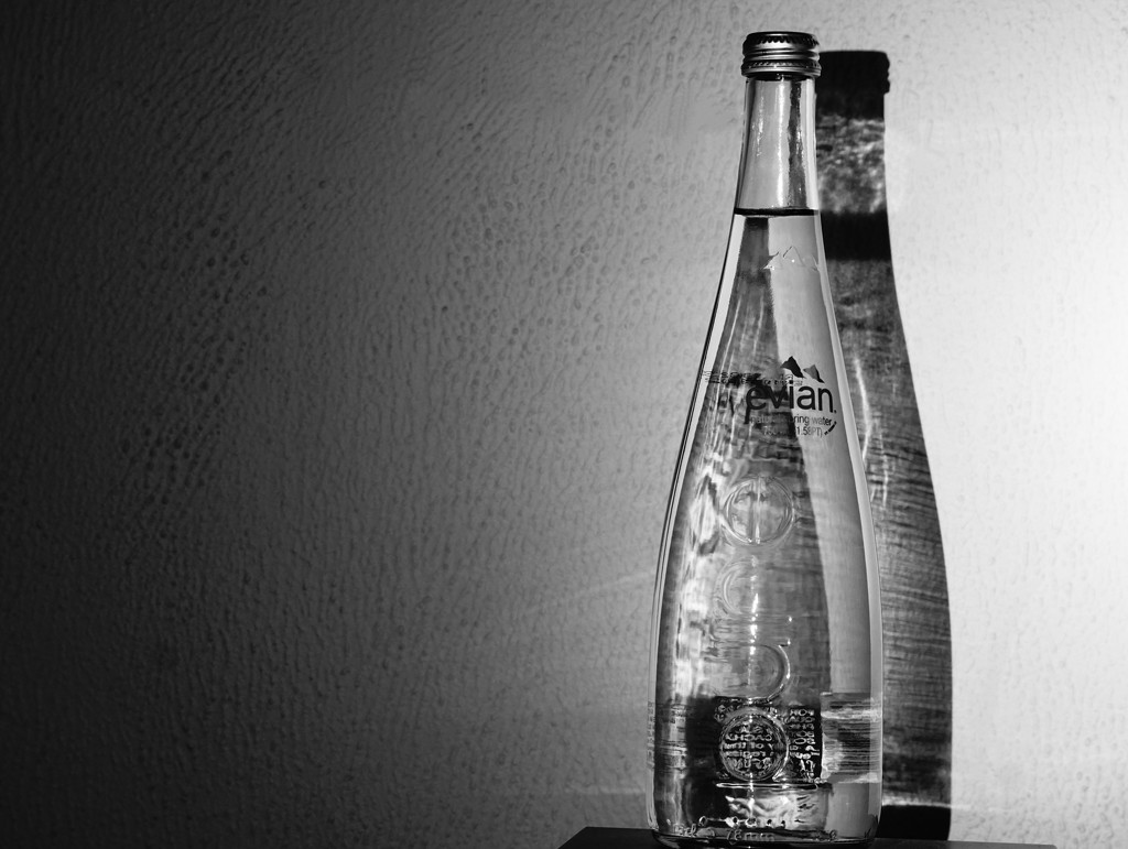 Bottle&shadow by amyk