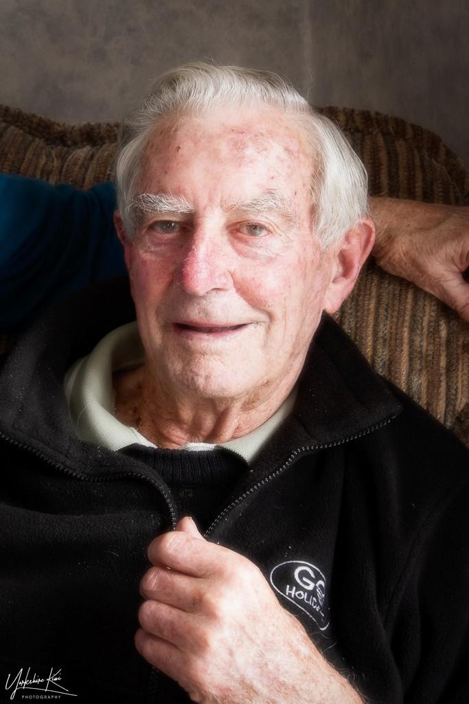 RIP John by yorkshirekiwi