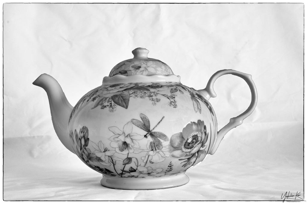 Teapot by yorkshirekiwi