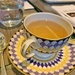 Afternoon tea at the Berkeley.
