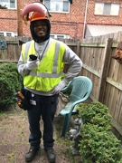 21st Feb 2020 - A Man Who Enjoys His Work