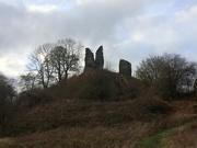 16th Feb 2020 - Wigmore castle