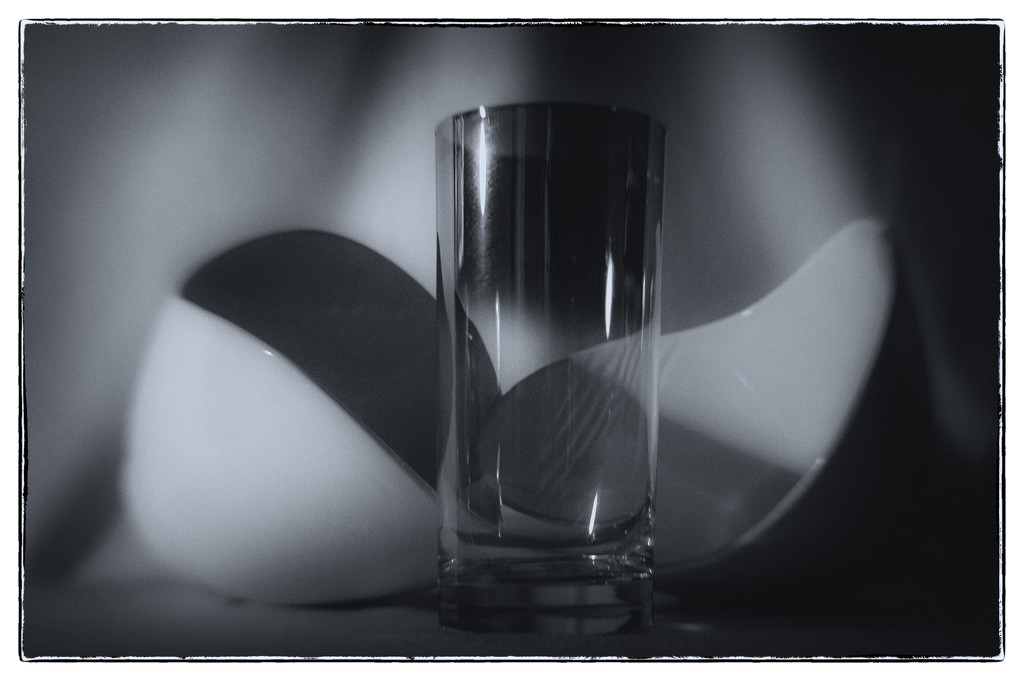 FOR No. 21 Still life shapes and shadows by joysabin