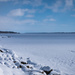 Kempenfelt Bay in Winter by mgmurray