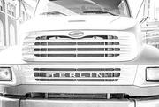 19th Feb 2020 - high key big truck