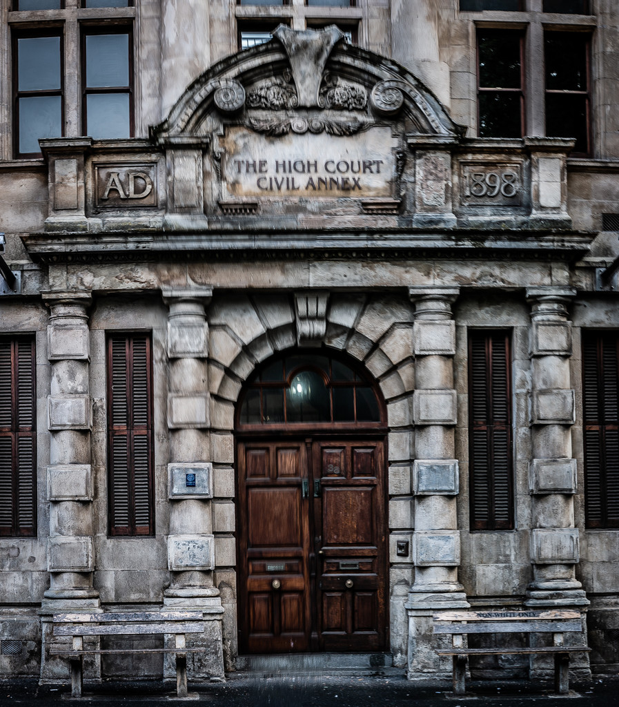Cape Town High Court by mv_wolfie