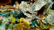 23rd Feb 2020 - Artificial  Coral Reef, made out of Synthetics