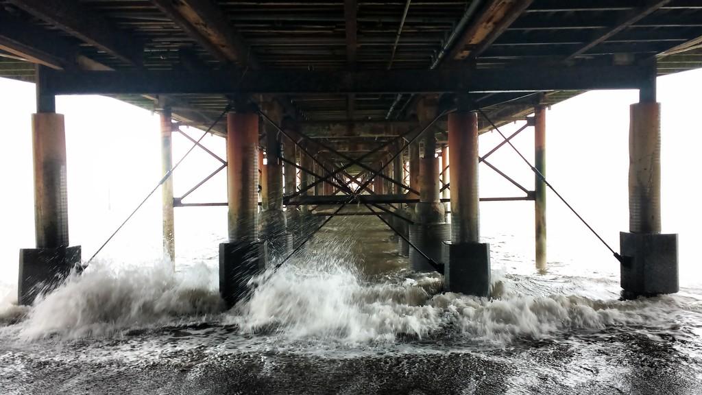 Teignmouth Pier Needs Lots Of TLC by 30pics4jackiesdiamond
